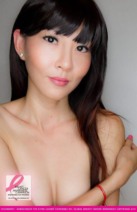 Singapore's Hottest Celebrity Blogger   Breast Cancer Awareness
