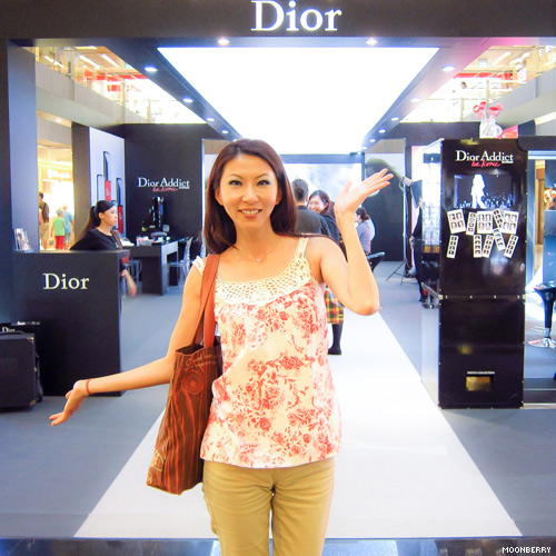 Singapore's Top Beauty Blogger | Dior
