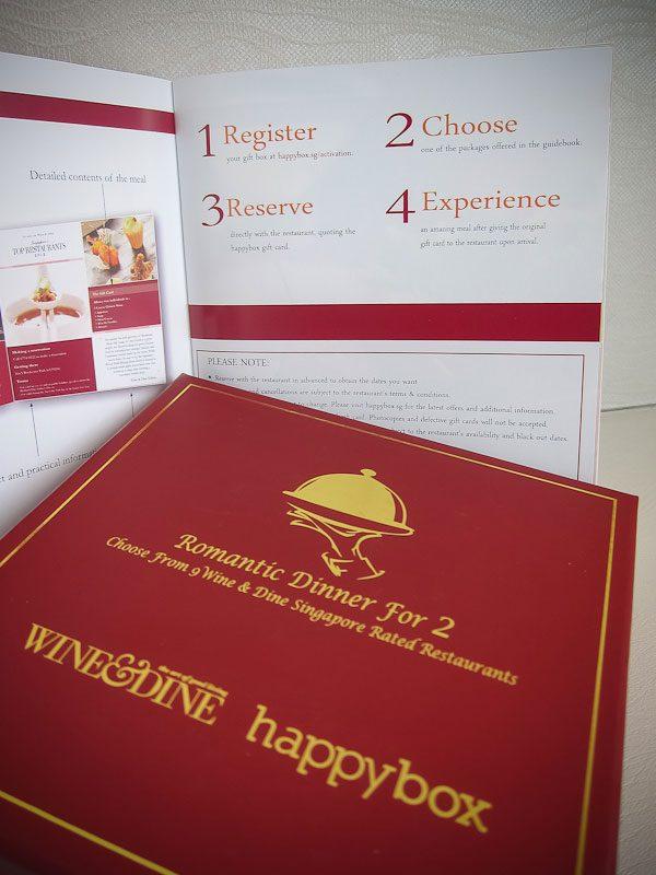 Wine&Dine Happybox | The Moonberry Blog