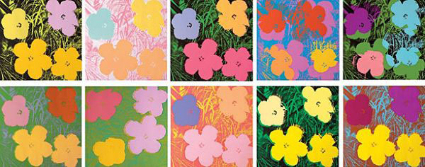 Andy Warhol | The Moonberry Blog