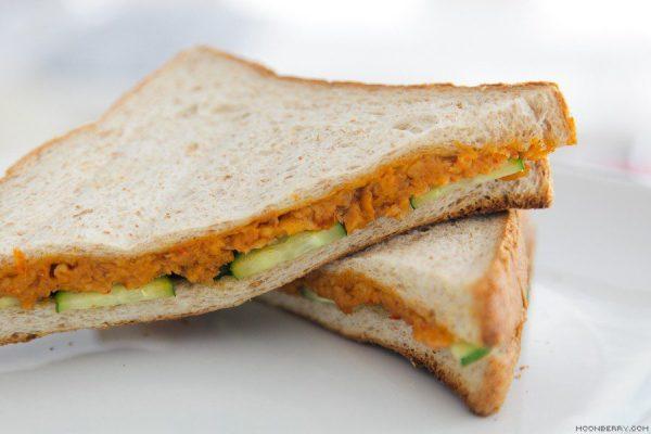 Otah Sandwich   The Moonberry Blog