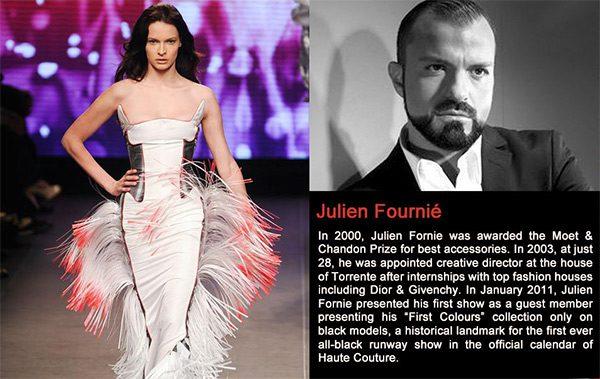 Singapore Top Art Design Style Fashion Blog   Julien Fournié