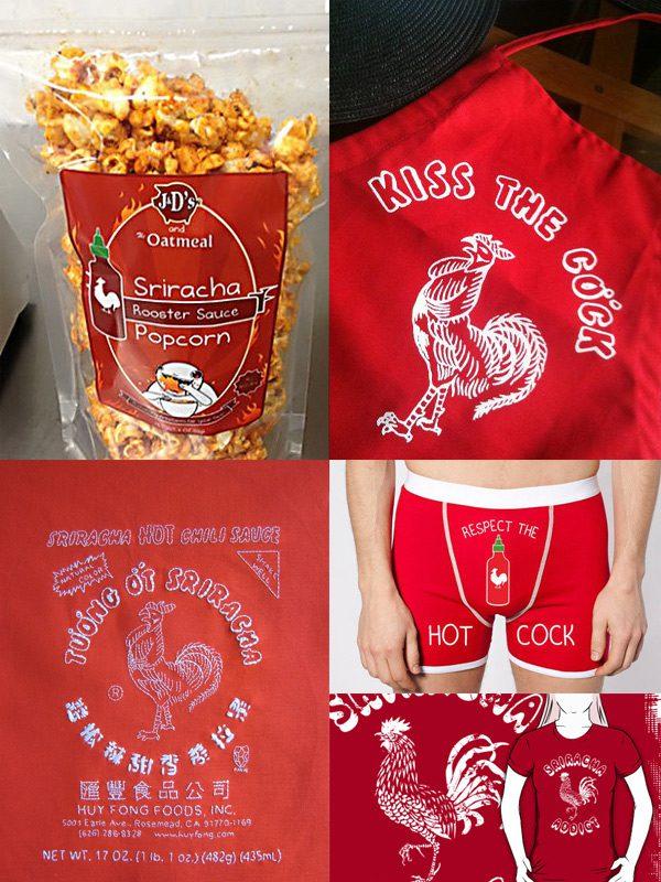 Singapore Top Lifestyle Food Fashion Blog | Sriracha