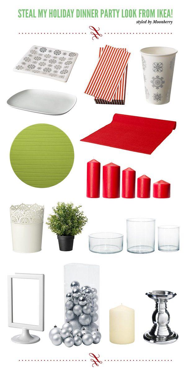 Singapore Top Lifestyle Design Fashion Food Blog | Christmas Ikea 2012