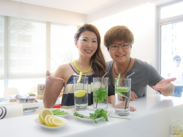 Singapore Best Creative Design Chic Lifestyle Blog Moonberry Samsung Singapore La'Fleur Indulgence