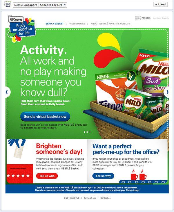 Singapore Top Lifestyle Blog Nestlé Appetite For Life