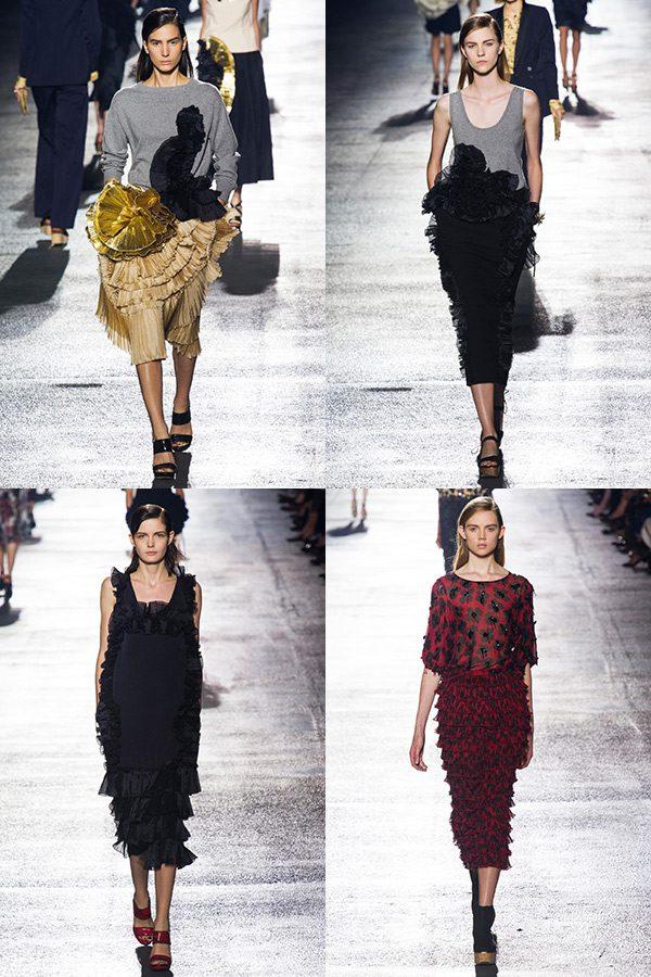 Dries Van Noten Spring 2014 RTW - Singapore Best Lifestyle Fashion Blog Moonberry