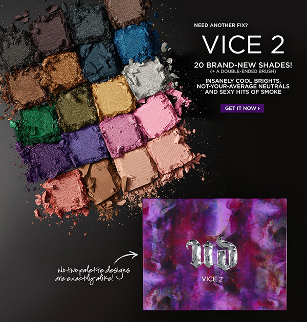 Urban Decay - Singapore Lifestyle Blog Moonberry