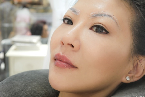 Eyebrow Embroidery - Singapore Top Lifestyle Blog Moonberry