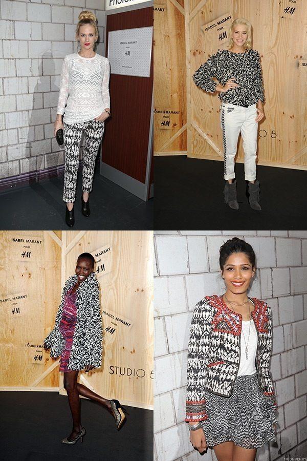 Isabel Marant x H&M The Moonberry Blog