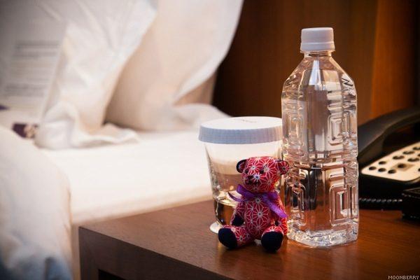 Conrad Tokyo Room Service Menu