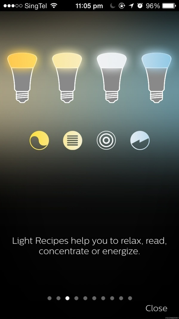 Hue Personal Lighting System