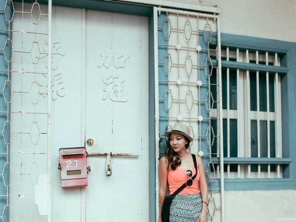 The Moonberry Blog Penang Holiday