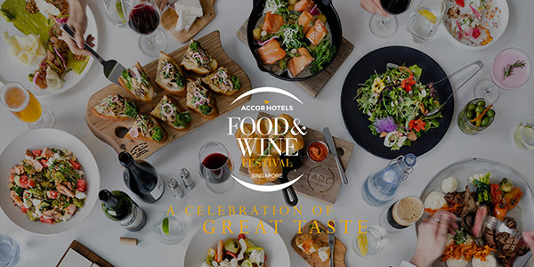 AccorHotels Food & Wine Festival