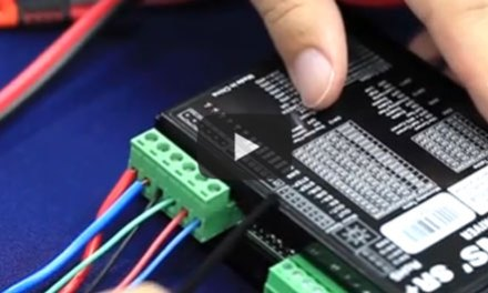 Connect MOONS' Stepper Motor and Drive Easily