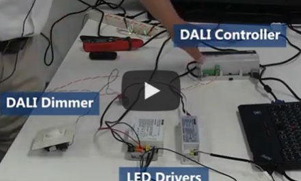 The Basics of Smart Lighting System – DALI Dimming System