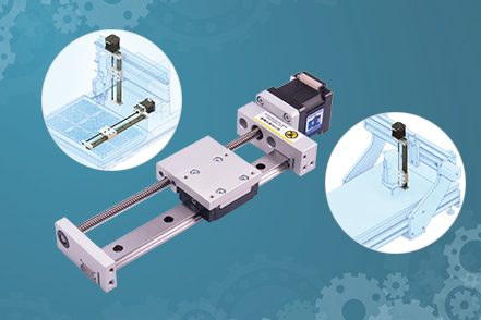 Linear Actuators and Typical Application