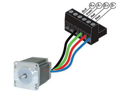 Installation & Connections of MSST5/10-S step motor drive