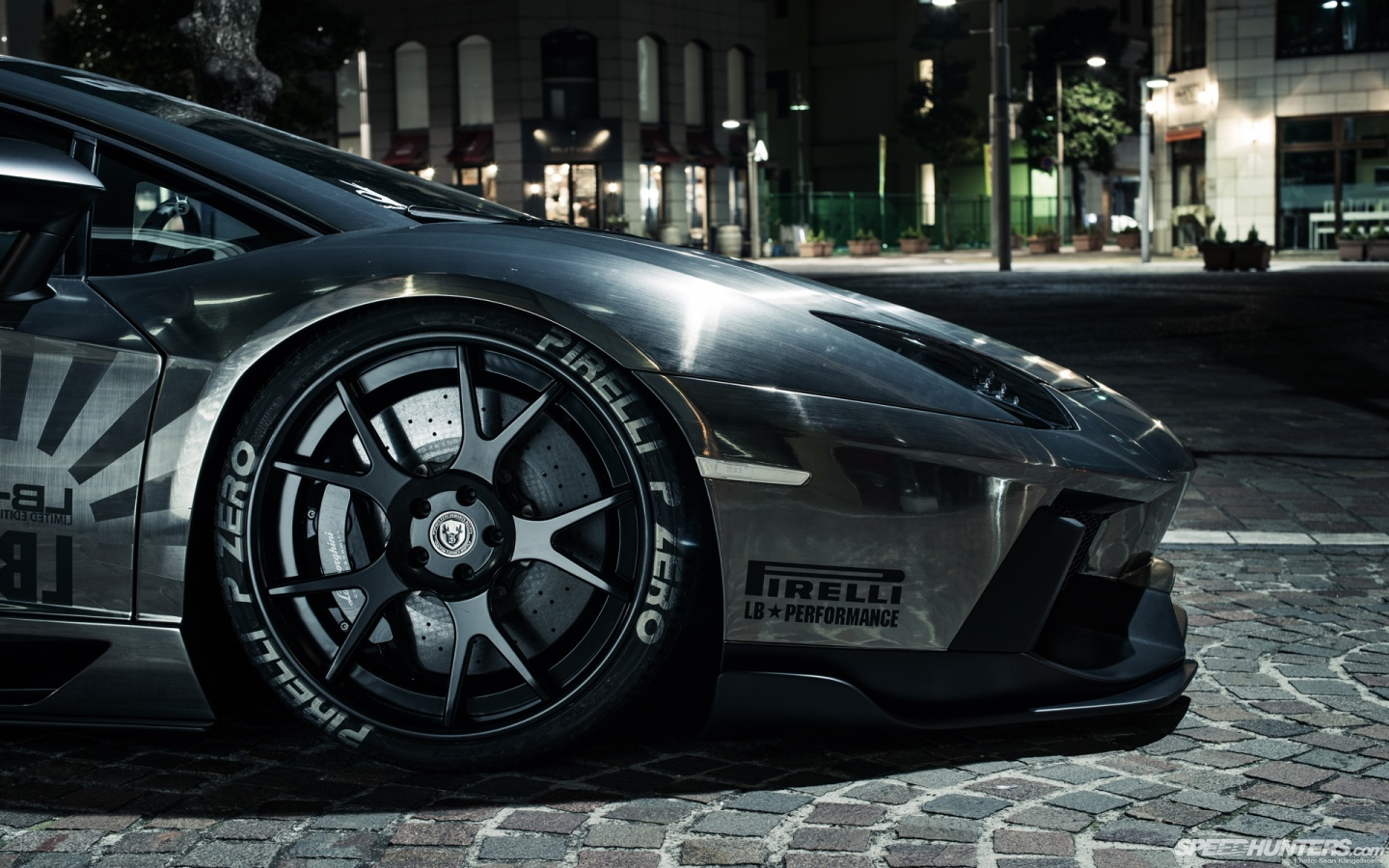 Car Parked At Night Wallpaper  Make It Go Faster Performance Of Web Apps Moove It Blog