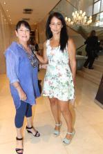שרון אילון ואמה דינה צילום רפי דלויה