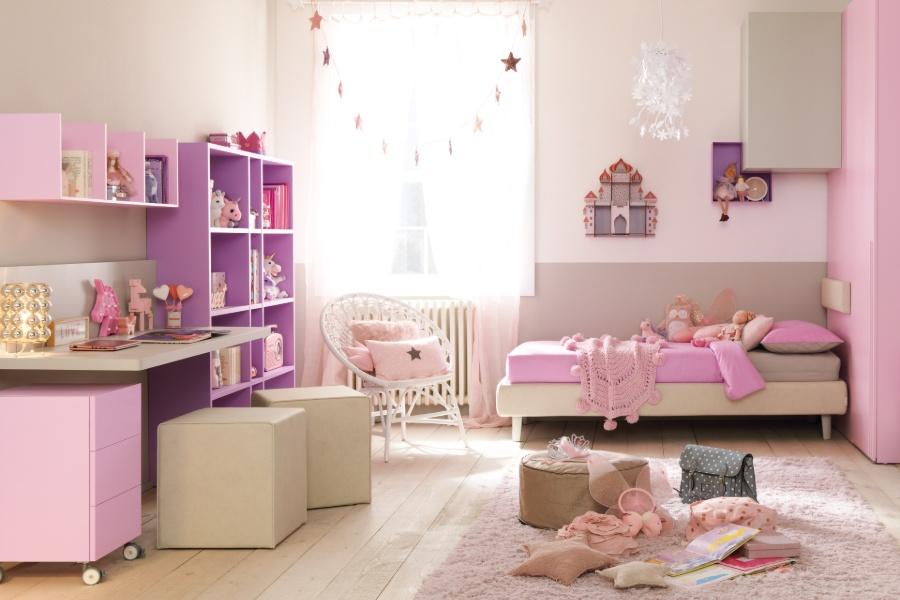 Questa camera da ragazzo gioca con colori naturali e finiture materiche per stupire con effetti speciali. Come Scegliere Il Colore Della Cameretta Dei Tuoi Figli