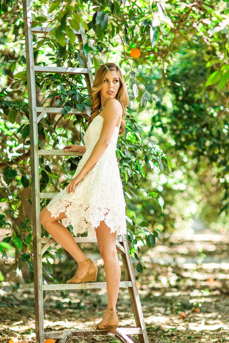 morning lavender cute spring dresses for women - 03