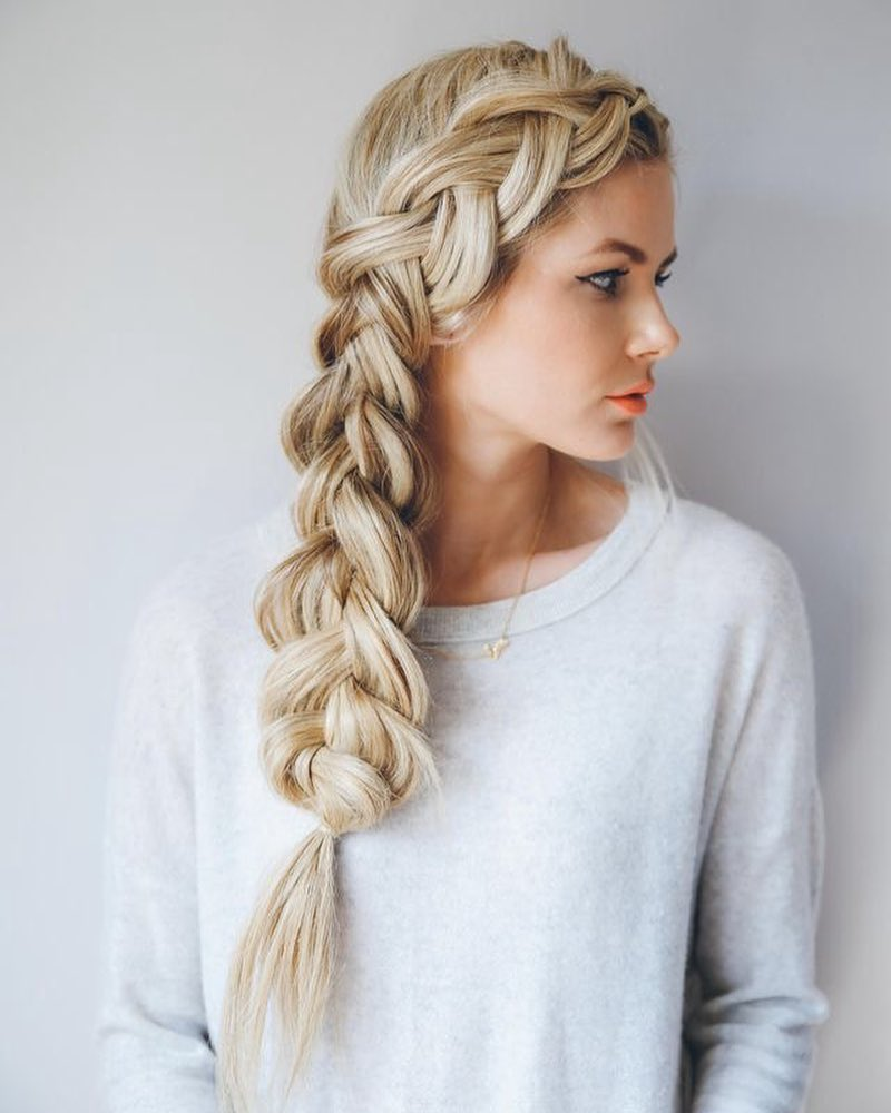amberfillerup giving us serious hair envy! hairstyle pinterestinspired