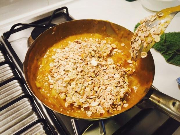 黃金燕麥粥