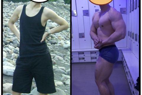【蛋白男女】從 53 公斤到全身肌肉的山姆教練菜單分享