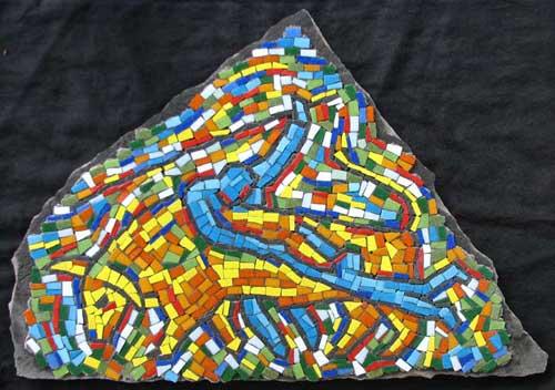 broken ceramic tile mosaics how to mosaic