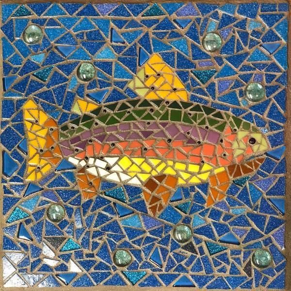 Beginner Mosaic Art