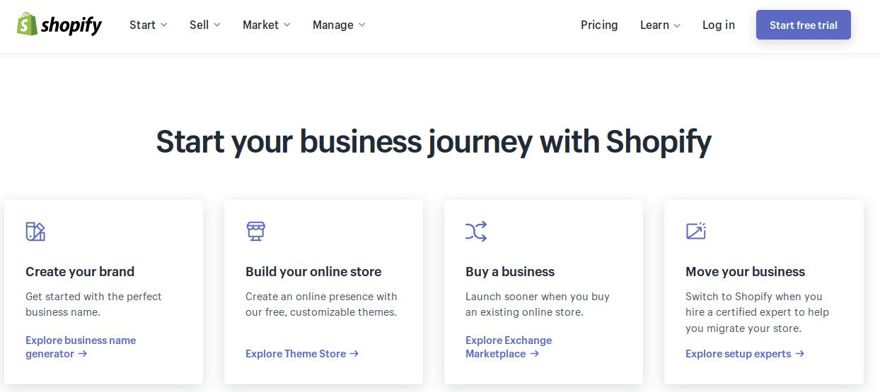 منصة شوبيفاي (Shopify)