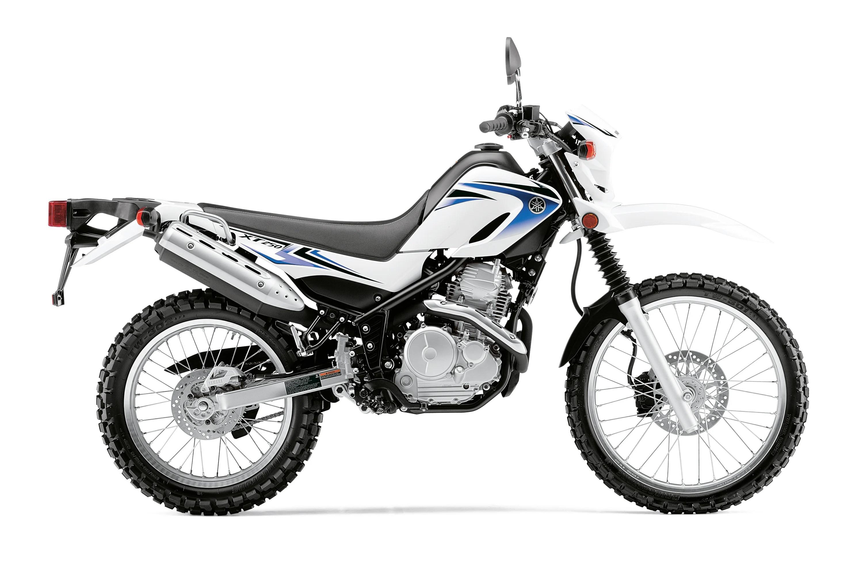 Yamaha Xt250 And Tw200 Dual Sports Announced
