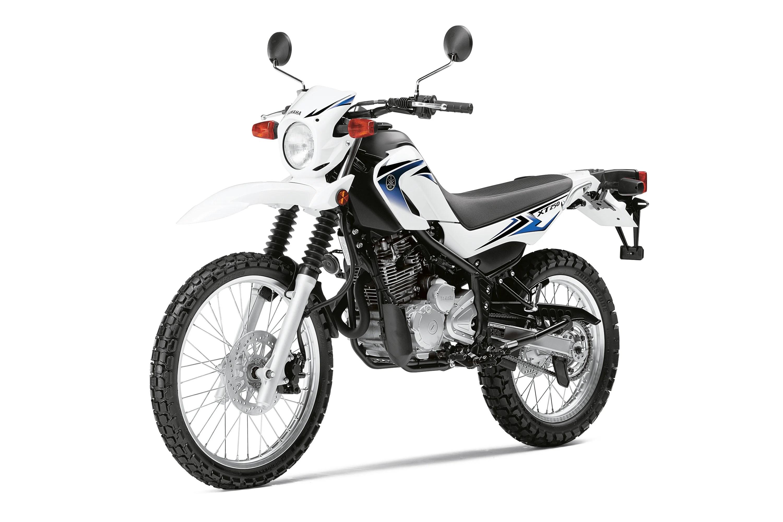 2012 Yamaha XT250 and TW200 Dual Sports Announced