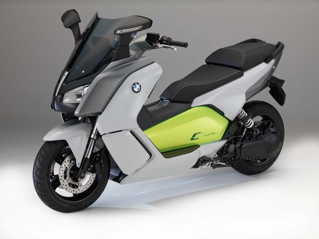electrical motorbike bmw telephone network diagram layout 2014 c evolution electric scooter revealed