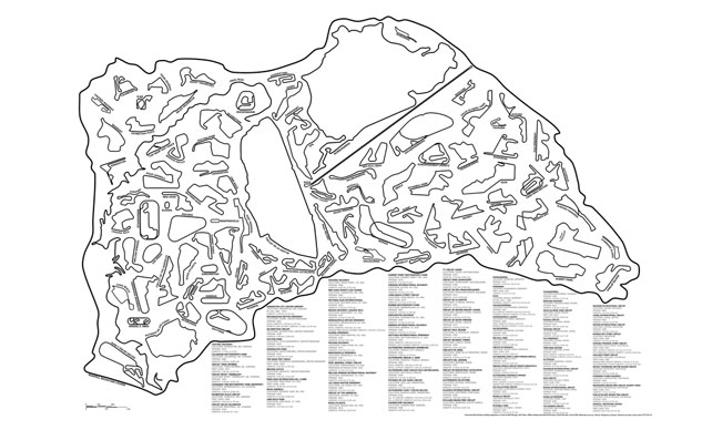 94 of the World's Top Race Tracks Inside Isle of Man's