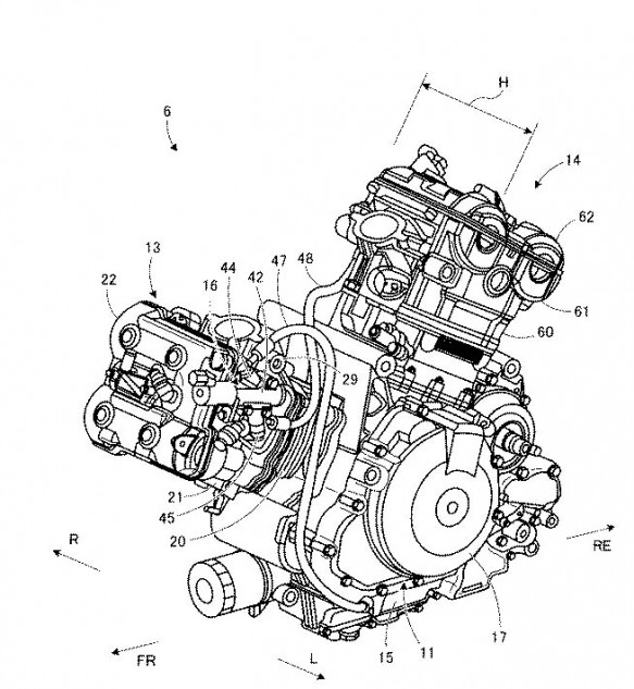 Suzuki Patents Reveal Variable Valve System for V-Strom
