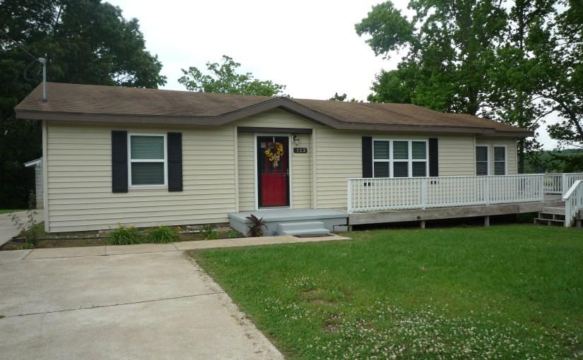 House For Sale, 123 Elder Street, Mount Ida, AR