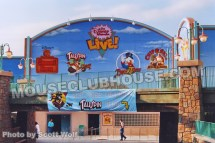 Disney Afternoon Disneyland Mouse Clubhouse