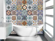 Dial-Up the Dazzle: Mosaic Wall Art - Mozaico Blog