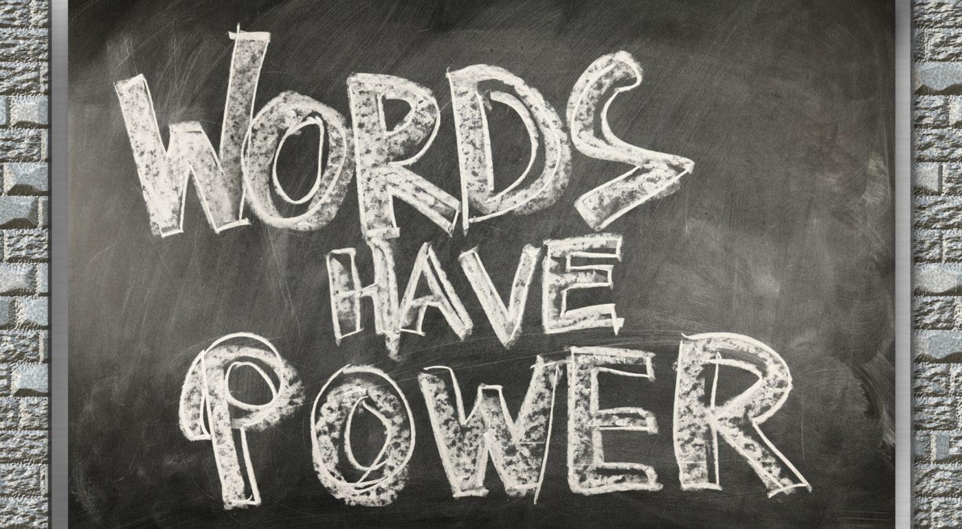 words matter moving beyond