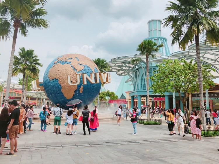 新加坡環球影城不用快速通關也能秒進!?半天無限暢玩玩法告訴你! 1
