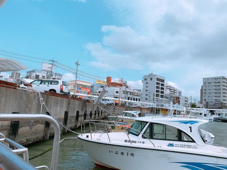 日本沖繩 4 天 3 夜旅遊規劃--瀨長島飯店、賞鯨、螃蟹吃到飽、海生館 14