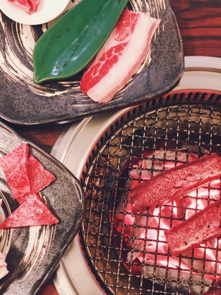 貴一郎健康燒肉,台南和牛燒肉推薦!平價和牛套餐,備長碳無煙烤肉 6