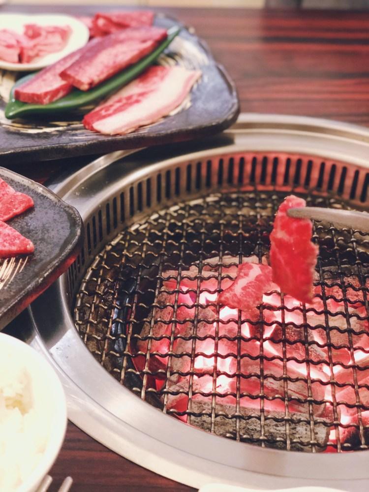 貴一郎健康燒肉,台南和牛燒肉推薦!平價和牛套餐,備長碳無煙烤肉 8