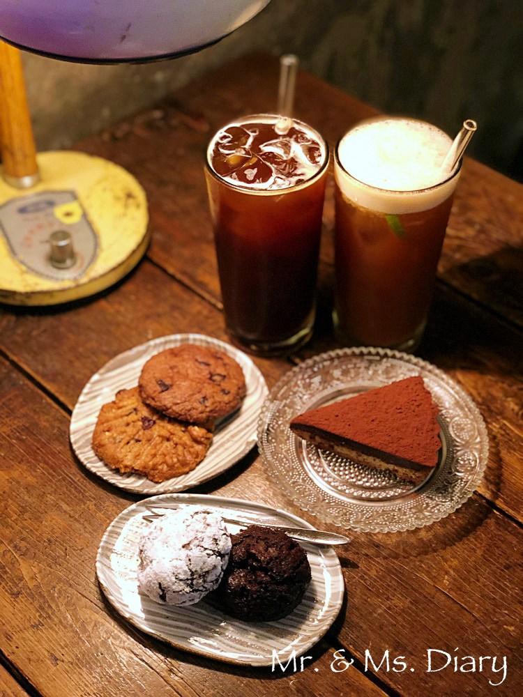 Ho-Yo Cookies,台南不可錯過的深夜甜點店!香濃巧克力塔配上酥脆手工餅乾 5
