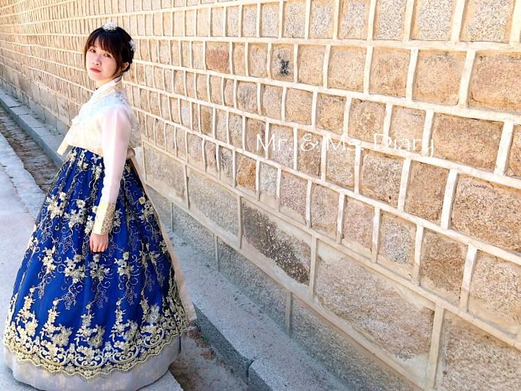 四天三夜首爾行程規劃,穿著美麗韓服逛昌德宮後苑,到新村吃超有名站著吃烤肉! 25