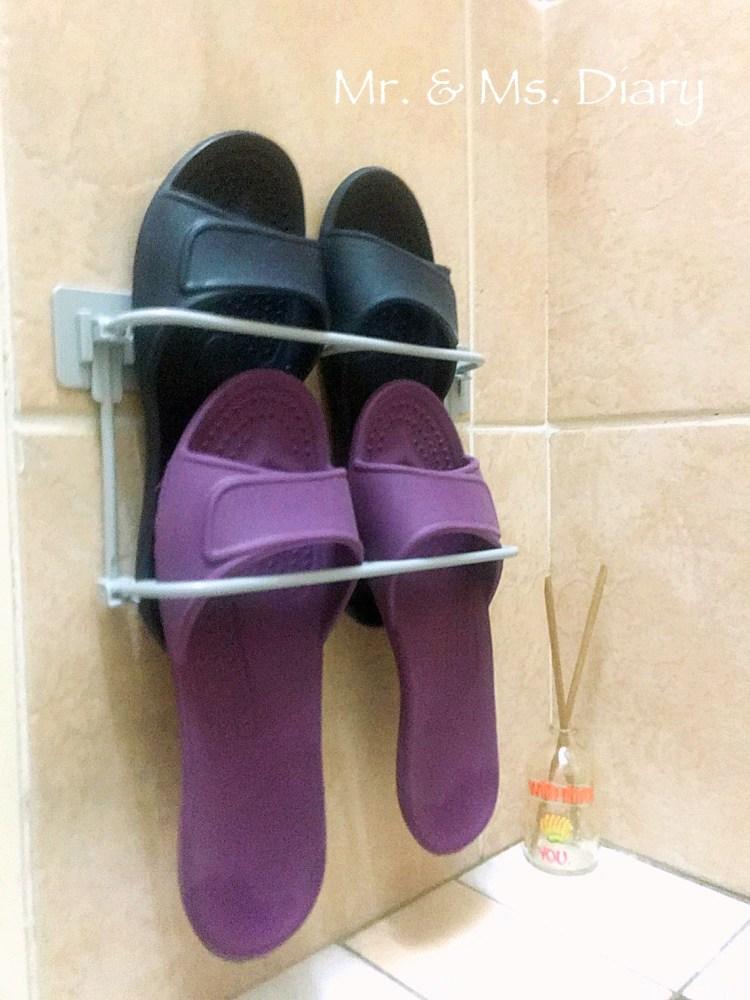 Play By Play 立式隨放鍋蓋架、壁掛折疊拖鞋架、枕頭晾曬網讓生活變得乾淨簡單! 5