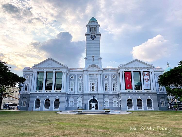 新加坡 City Hall 一日遊!國家美術館、聖安德烈座堂,日落到克拉碼頭看夜景 24