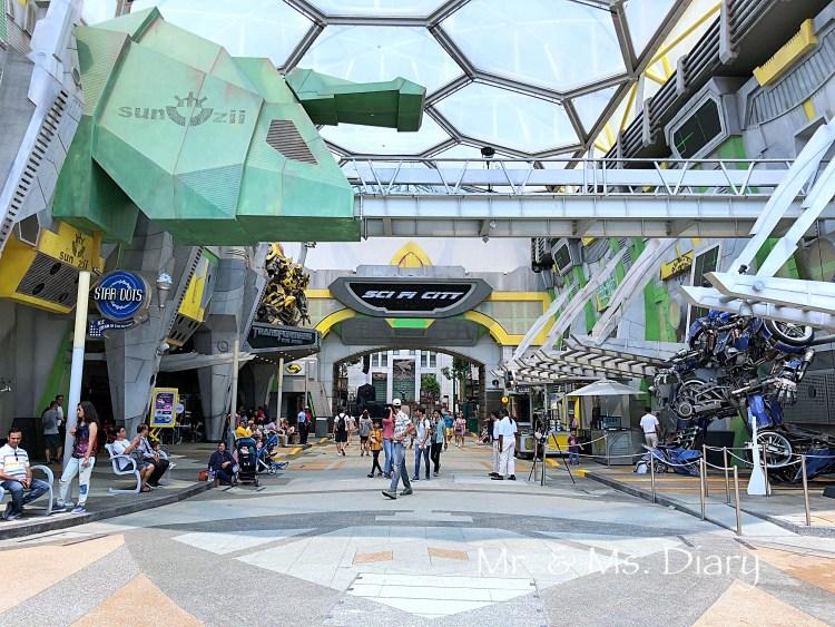 新加坡環球影城不用快速通關也能秒進!?半天無限暢玩玩法告訴你! 9